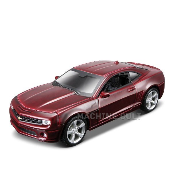 2010 Chevrolet Camaro SS RS - Power Racer - Maisto 1:41
