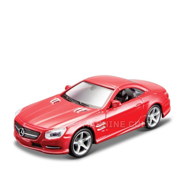Mercedes-Benz SL 500 Hard Top - Power Racer - Maisto 1:40