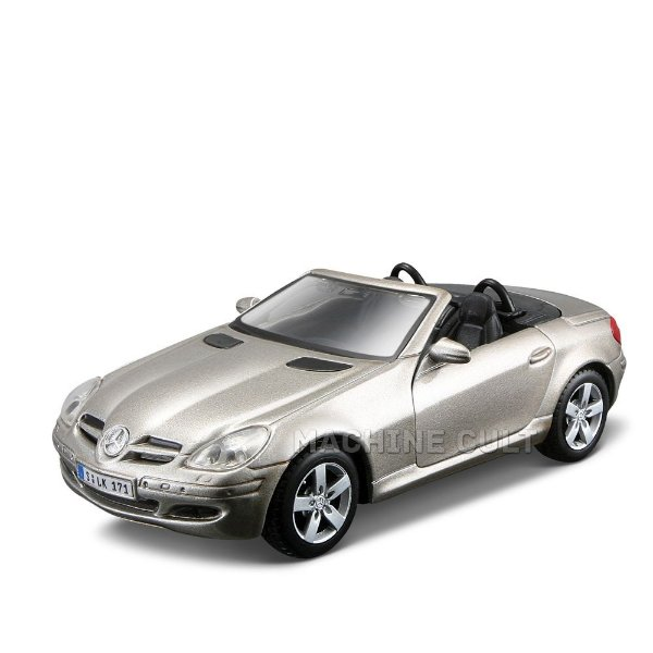 Mercedes-Benz SLK - Power Racer - Maisto 1:37