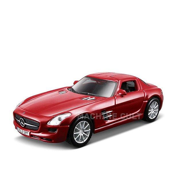 Mercedes-Benz SLS AMG - Power Racer - Maisto 1:40
