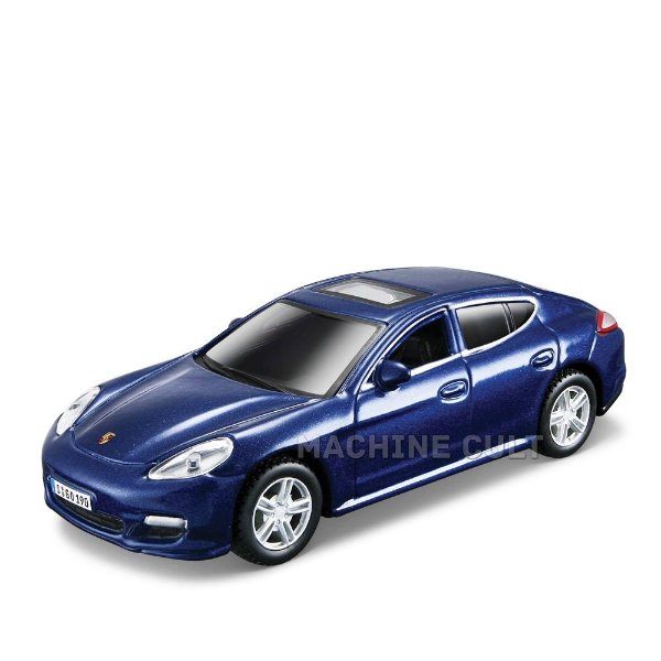 Porsche Panamera Turbo - Power Racer - Maisto 1:43