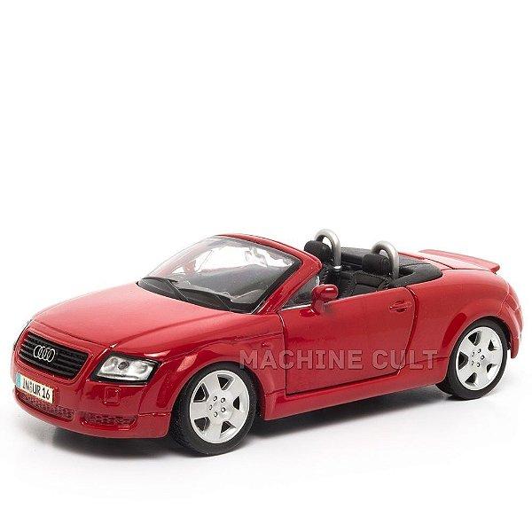Miniatura Audi TT Roadster - Maisto 1:24