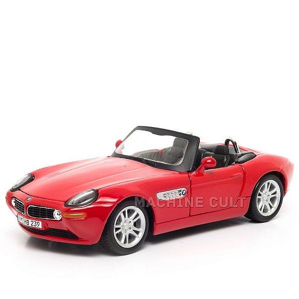 Miniatura BMW Z8 - Maisto 1:24