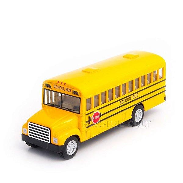 Miniatura Ônibus Escolar - 1:40