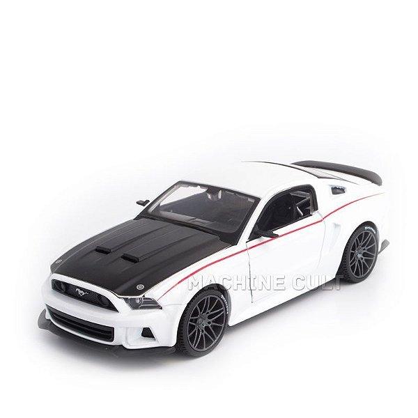 Miniatura 2014 Ford Mustang Street Racer - Maisto 1:24
