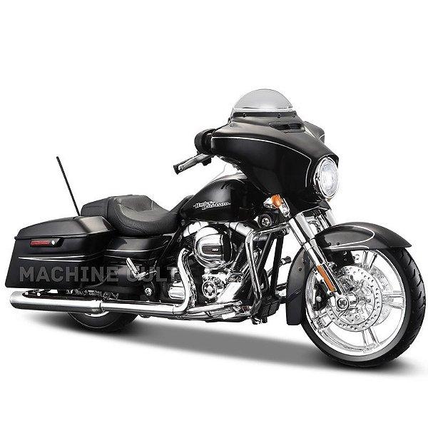 Miniatura Harley-Davidson 2015 Street Glide Special - Maisto 1:12
