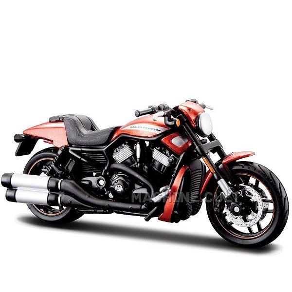 Miniatura Harley-Davidson 2012 VRSCDX Night Rod Special - Série 33 - Maisto 1:18