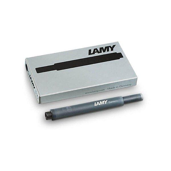 Cartucho de Tinta LAMY T10 Preto (5 unidades)