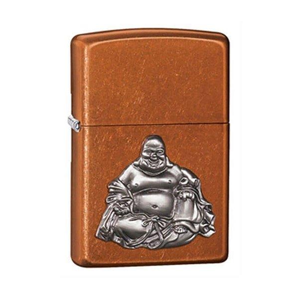 Isqueiro Zippo 21195 Classic Caramelo Buddha
