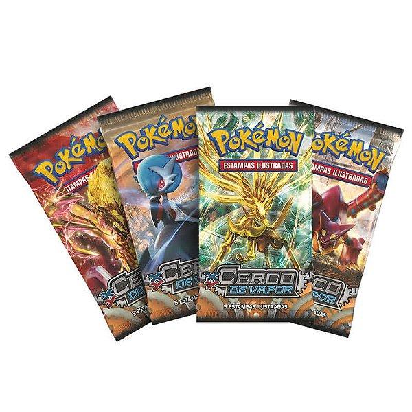Pokémon TCG: Booster XY11 Cerco de Vapor
