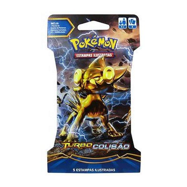 Pokémon TCG Blister Luxray Turbo - XY 9 Turbo Colisão