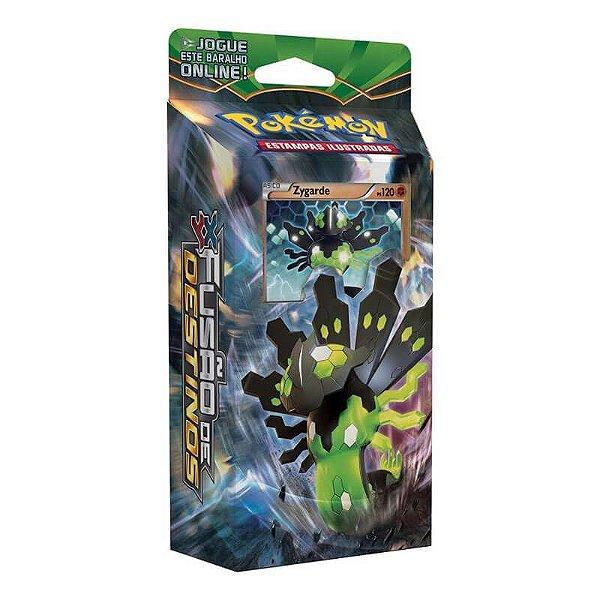 Pokémon TCG: Deck Mestre das Batalhas - XY10 Fusão de Destinos