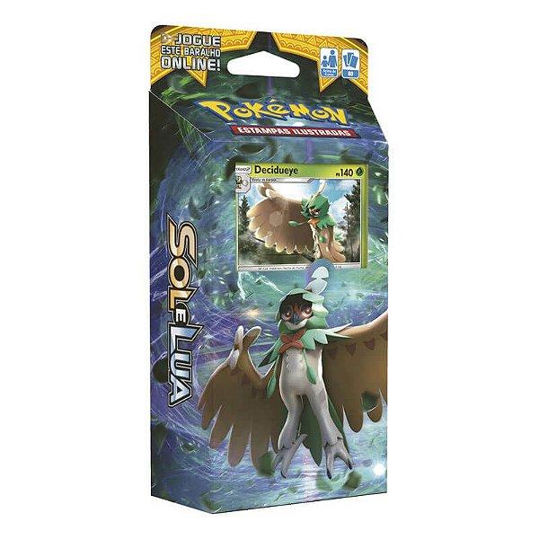 Pokémon TCG Deck Sombra Florestal - Sol e Lua