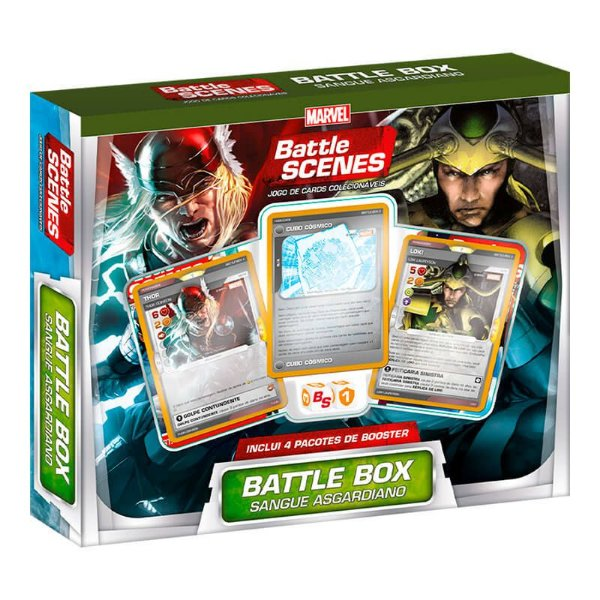 Battle Scenes Battle Box Especial - Sangue Asgardiano
