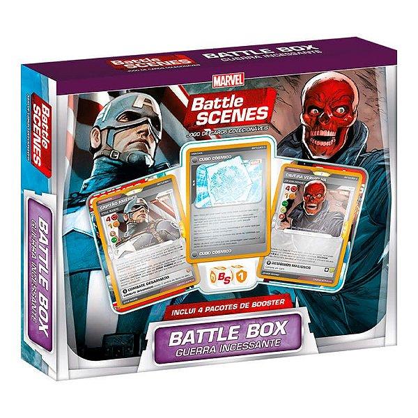 Battle Scenes Battle Box Especial - Guerra Incessante