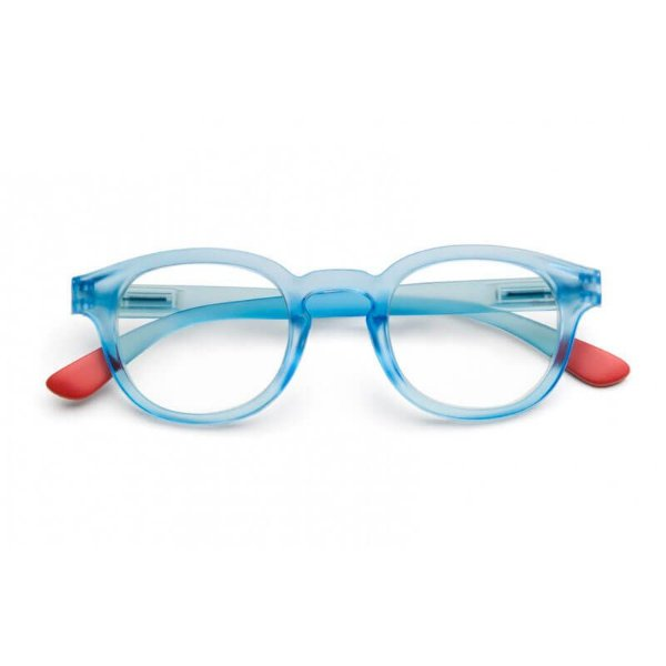 Óculos de Leitura com Filtro Digital Blue Ban B+D Azul Claro