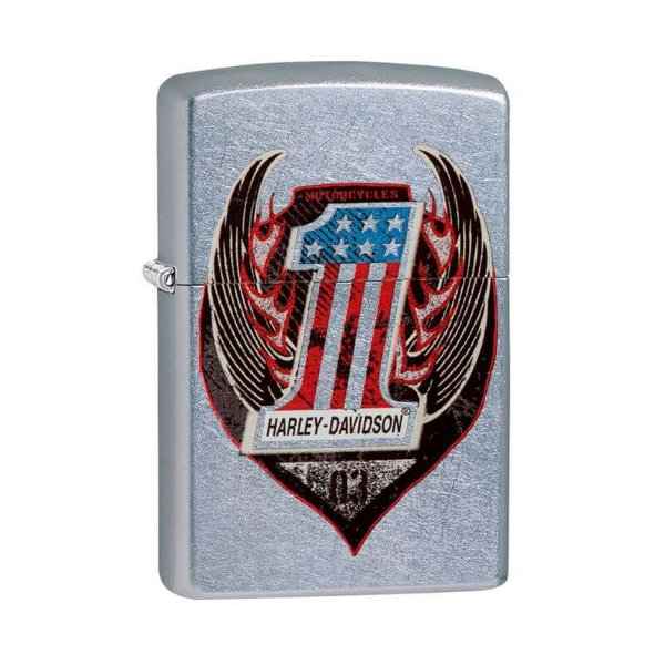Isqueiro Zippo 29347 Harley-Davidson® One Street