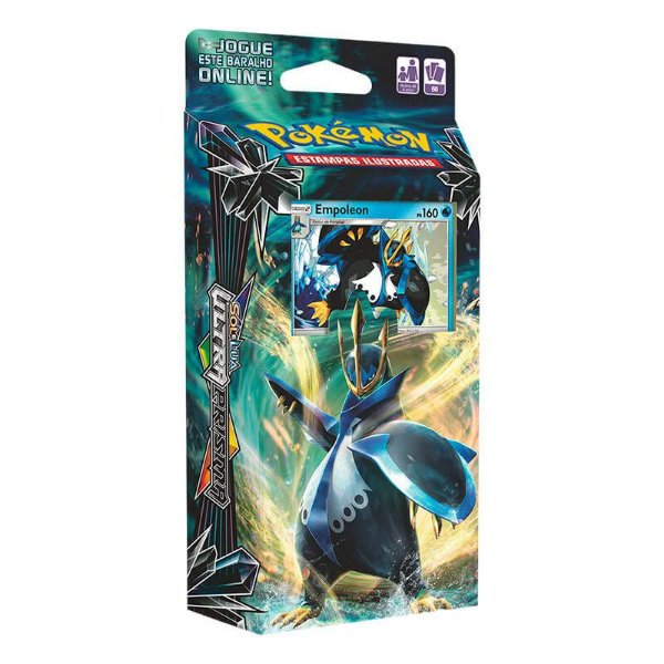 Pokémon TCG: Deck SM5 Ultra Prisma - Comando Imperial