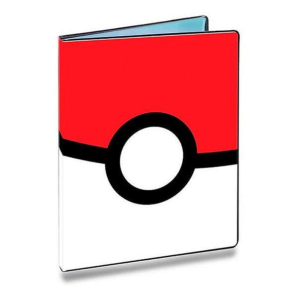 Pokémon TCG: Pasta para Cartas Oficial Ultra PRO - Poké Ball