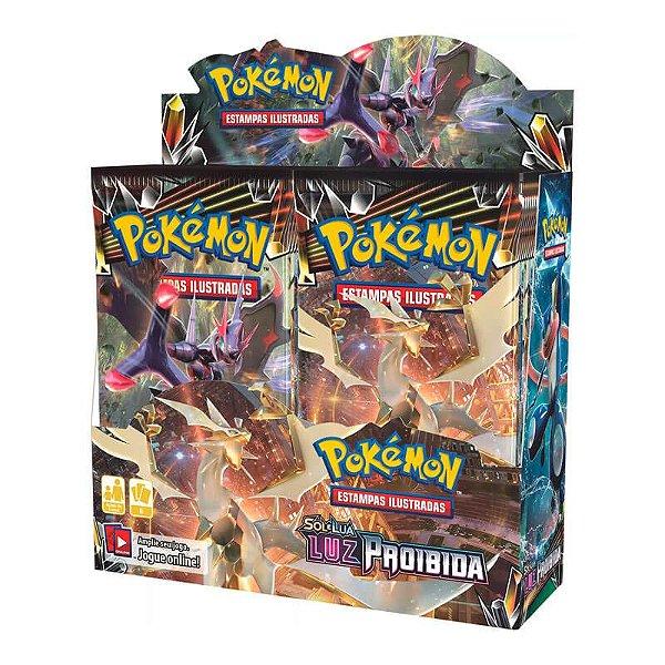 Pokémon TCG: Booster Box (36 unidades) SM6 Luz Proibida