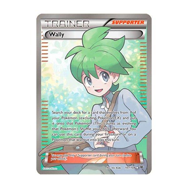 Pokémon TCG: Wally (107/108) - XY6 Céus Estrondosos
