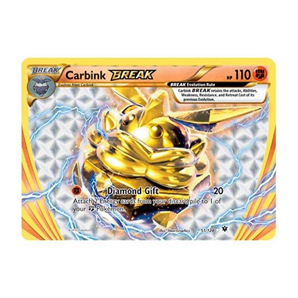 Pokémon TCG: Carbink TURBO (51/124) - XY10 Fusão de Destinos
