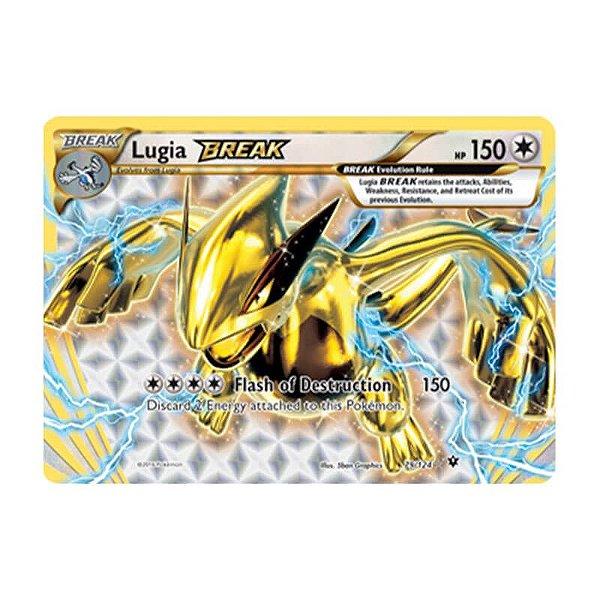 Pokémon TCG: Lugia TURBO (79/124) - XY10 Fusão de Destinos