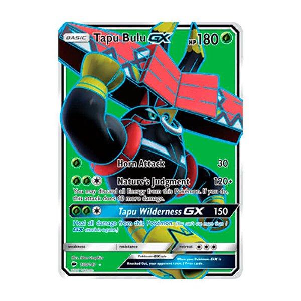 Pokémon TCG: Tapu Bulu GX (130/147) - SM3 Sombras Ardentes