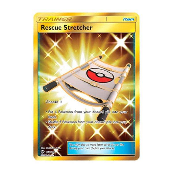 Pokémon TCG: Maca de Resgate (165/147) - SM3 Sombras Ardentes