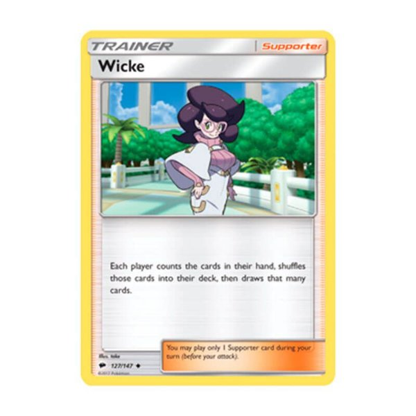 Pokémon TCG: Lara (127/147) - SM3 Sombras Ardentes
