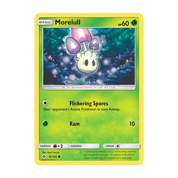 Pokémon TCG: Morelull (16/149) - SM1 Sol e Lua