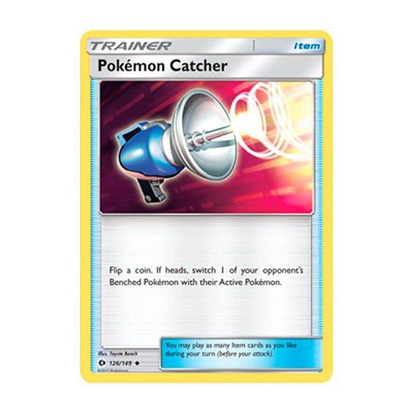 Pokémon TCG: Pegador de Pokémon (126/149) - SM1 Sol e Lua