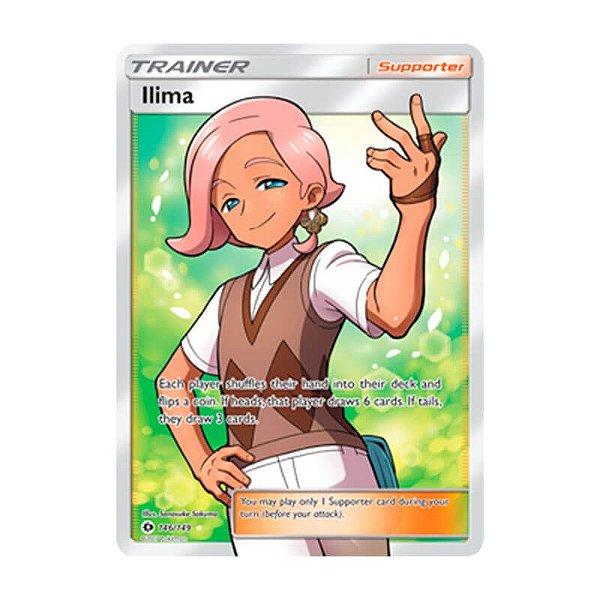 Pokémon TCG: Luan (146/149) - SM1 Sol e Lua
