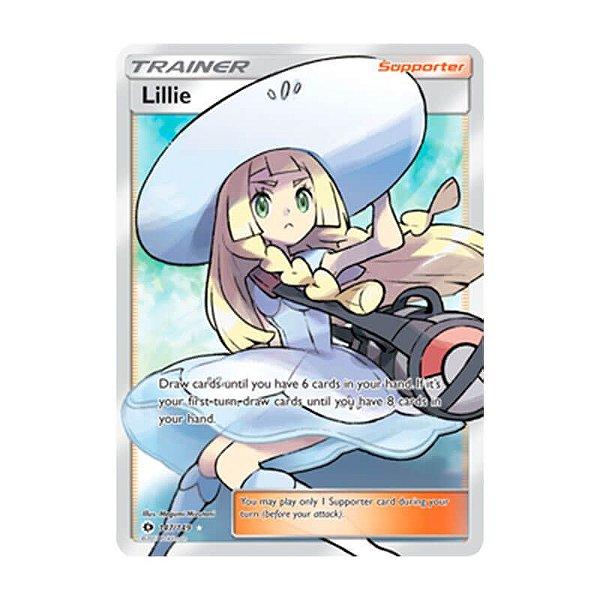 Pokémon TCG: Lílian (147/149) - SM1 Sol e Lua