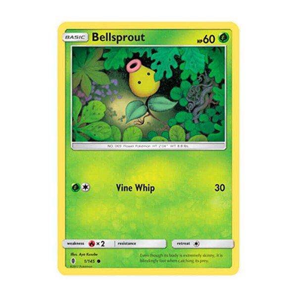 Pokémon TCG: Bellsprout (1/145) - SM2 Guardiões Ascendentes
