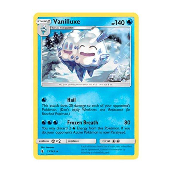 Pokémon TCG: Vanilluxe (35/145) - SM2 Guardiões Ascendentes