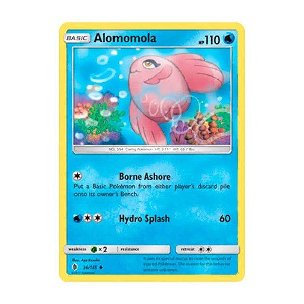 Pokémon TCG: Alomomola (36/145) - SM2 Guardiões Ascendentes
