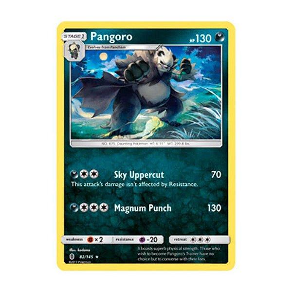 Pokémon TCG: Pangoro (82/145) - SM2 Guardiões Ascendentes