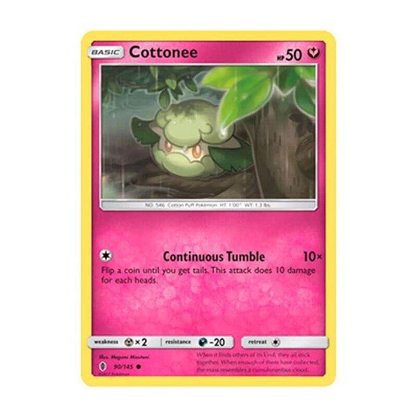 Pokémon TCG: Cottonee (90/145) - SM2 Guardiões Ascendentes