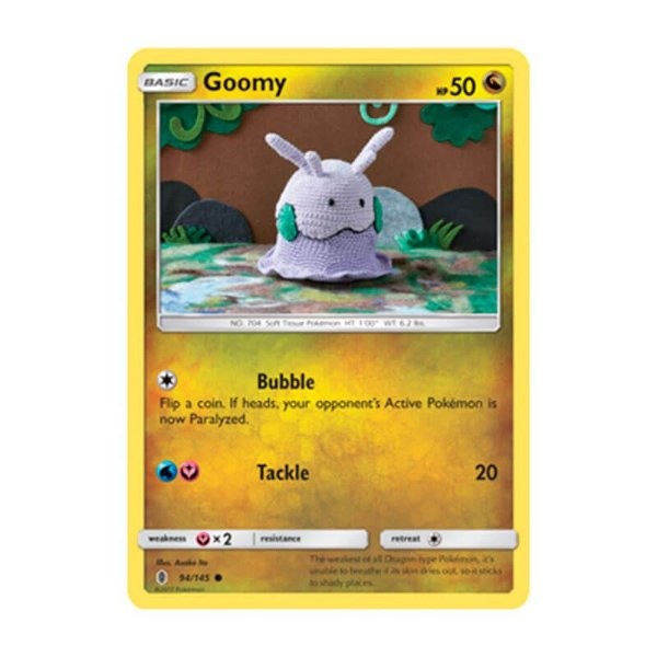 Pokémon TCG: Goomy (94/145) - SM2 Guardiões Ascendentes