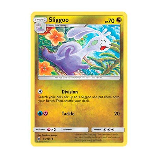 Pokémon TCG: Sliggoo (95/145) - SM2 Guardiões Ascendentes