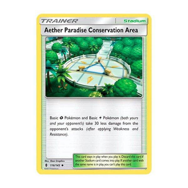 Pokémon TCG: Reserva Paraíso Aether (116/145) - SM2 Guardiões Ascendentes