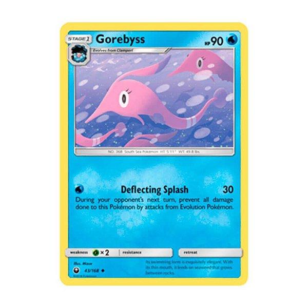 Pokémon TCG: Gorebyss (43/168) - SM7 Tempestade Celestial