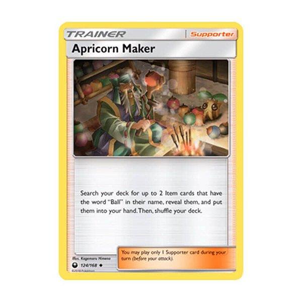 Pokémon TCG: Fabricador de Bolota (124/168) - SM7 Tempestade Celestial