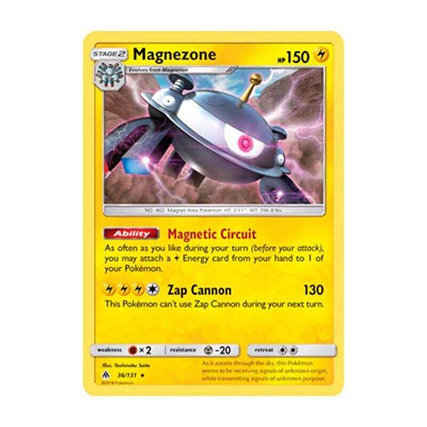Pokémon TCG: Magnezone (36/131) - SM6 Luz Proibida
