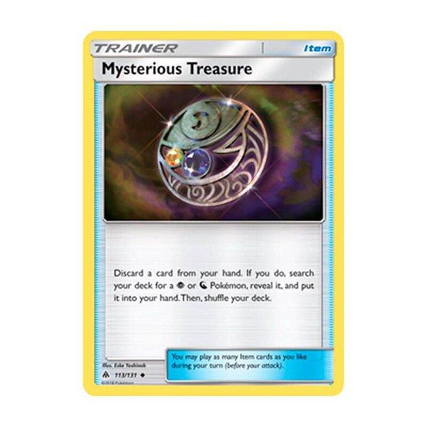 Pokémon TCG: Tesouro Misterioso (113/131) - SM6 Luz Proibida