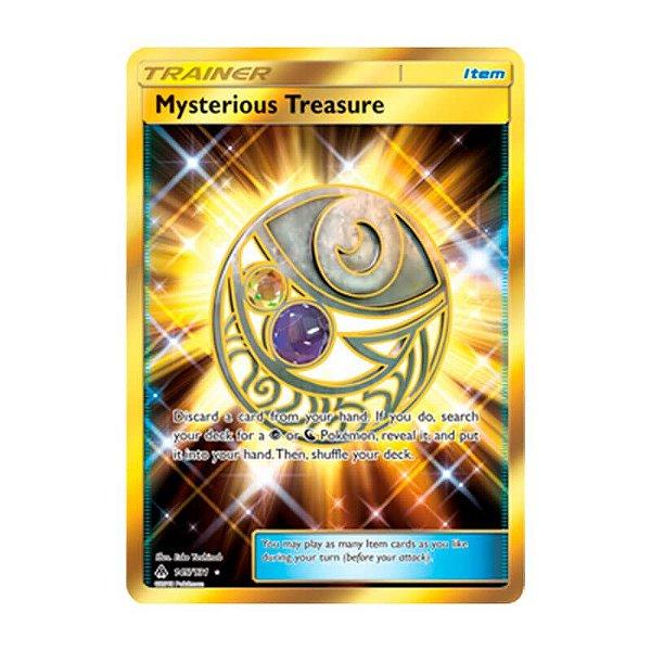 Pokémon TCG: Tesouro Misterioso (145/131) - SM6 Luz Proibida