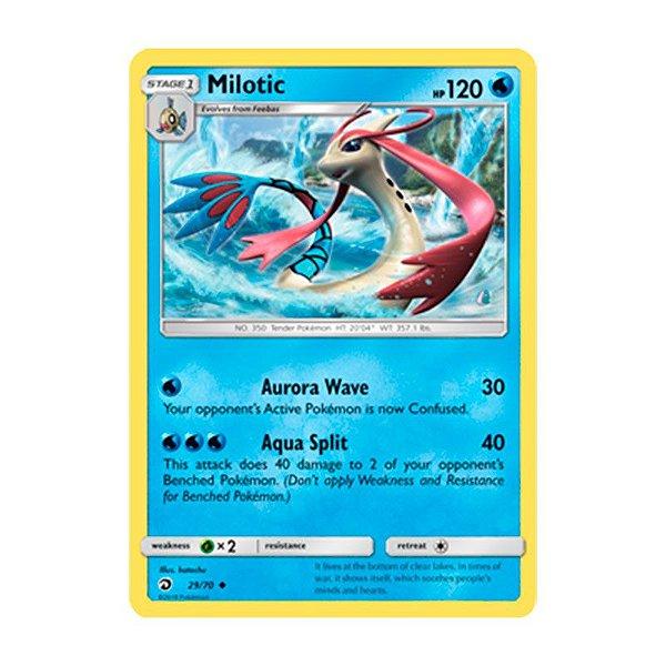 Pokémon TCG: Milotic (29/70) - SM7.5 Dragões Soberanos