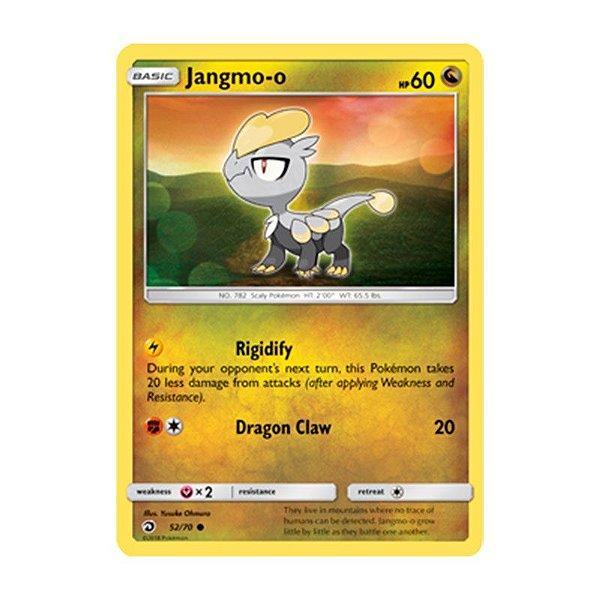 Pokémon TCG: Jangmo-o (52/70) - SM7.5 Dragões Soberanos
