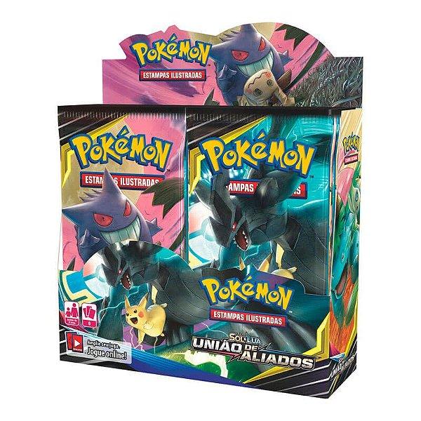 Pokémon TCG: Booster Box (36 unidades) SM9 União de Aliados